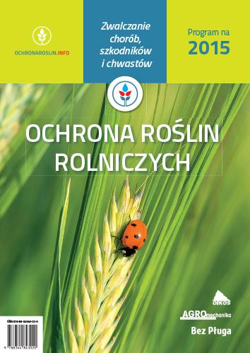 Ochrona roślin rolniczych 2015